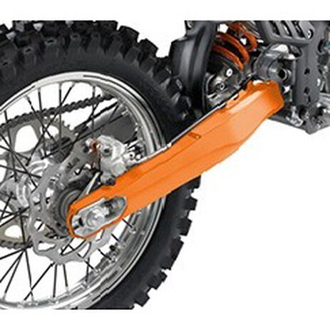 _4MX Schwingenschutz KTM EXC/EXC-F 12-15 Orange | 4MX6600002 | Greenland MX_