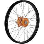 _Talon-Excel Vorderrad KTM EXC 04-15 SX 05-14 21 x 1.60 Orange-Schwarz | TW757DORBK | Greenland MX_