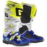 _Gaerne SG12 Limited Edition Stiefel Weiß/Blau/Gelb Fluo | 2174-050 | Greenland MX_