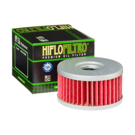 _Hiflofilto Ölfilter DR/DRC 250-350 | HF136 | Greenland MX_