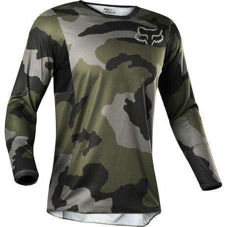 _Fox 180 Przm Special Edition Jersey Camo | 24236-027 | Greenland MX_