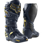 _Fox Instinct Limited Edition Stiefel Navy/Gold | 24277-156 | Greenland MX_