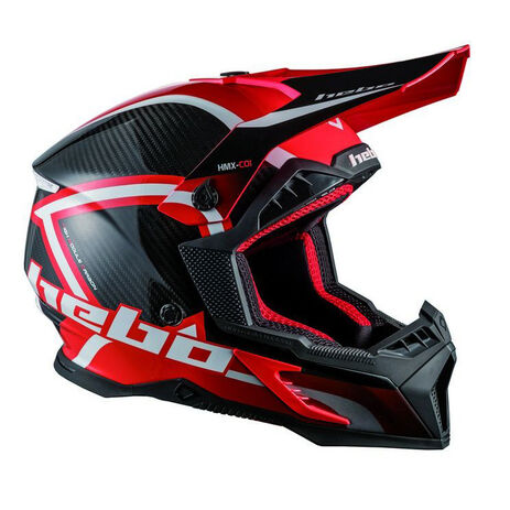 _Hebo MX Legend Carbon Helm   HC0550R   Greenland MX_