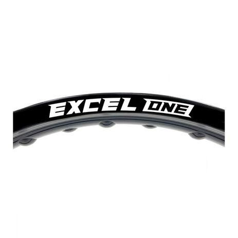 _Excel One Felgen Hinten One Japanisch/KTM /Beta/Husqvarna 14-.. | HC3100JKBH-P | Greenland MX_