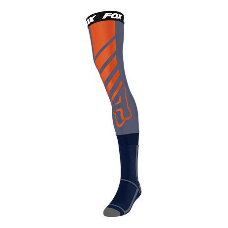 _Fox Mach One Knee Brace Lange Socken | 25895-305 | Greenland MX_