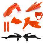 _Acerbis Plastik Kit KTM EXC/EXC-F 17-19 OEM | 0022371.553-P | Greenland MX_