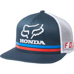 _Fox Honda Snapback Kappe Navy | 22996-007 | Greenland MX_