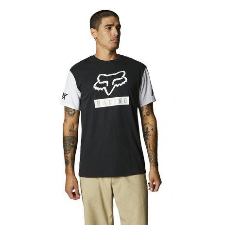 _T-Shirt Fox Paddox Contrast | 26993-001-P | Greenland MX_