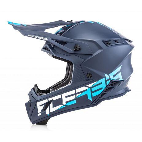 _Acerbis X-Carbon Helm Blau | 0023424.040 | Greenland MX_