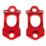 _Jitsie AJP/Braktec/Grimeca Brake/Clutch Pump Clamps Master Cylinder Red | JI611-7721R | Greenland MX_