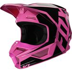 _Fox V1 Prix Kinder Helm Pink | 25478-170 | Greenland MX_