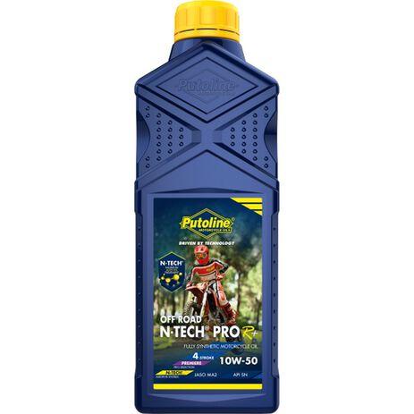 _Putoline Off Road 4 Takt Nano Tech Öl 4+ 10W-50 Oil 1 Liter | PT74358 | Greenland MX_