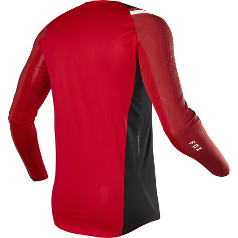 _Fox Flexair Redr Jersey Rot Flame | 24376-122 | Greenland MX_
