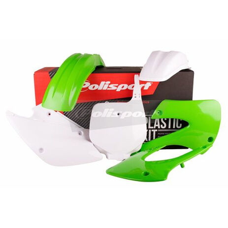 _Polisport Plastik Kit Kawasaki KX 85 01-13 Original Replica | 90541 | Greenland MX_