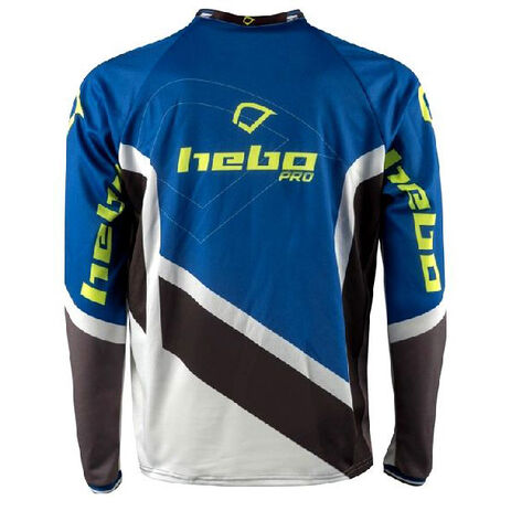 _Hebo Trial PRO-18 Jersey Blau | HE2180A | Greenland MX_