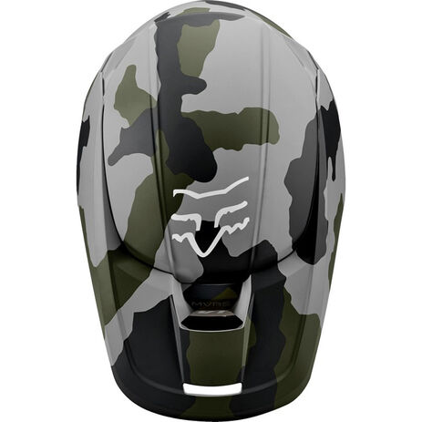 _Fox V1 Przm Special Edition Helm Camo | 24342-027 | Greenland MX_