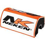 _Neken Square Lenker Pad Orange/Weiss | 0601-3739 | Greenland MX_