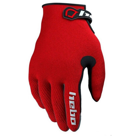 _Handschuhe Hebo Trial Team II Rot | HE1156R | Greenland MX_