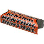 _Renthal Fat Bar Square Lenker Pad Orange | P276 | Greenland MX_