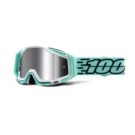_100% Brille Racecraft Plus Flash Mirror | 50120-339-P | Greenland MX_