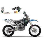_Blackbird Team Yamaha Monster Energy Aufkleber Kit YZF 450 10-13 | 2240R | Greenland MX_