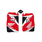 _Blackbird Kühlergitter Aufkleber Kit Honda CRF 450 R 09-12 | A101E | Greenland MX_