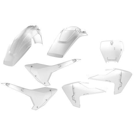 _Polisport Husqvarna TC/FC 16-18 Plastik Kit Transparent | 90793 | Greenland MX_