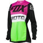 _Fox 180 Fyce Damen Jersey Multi | 23963-922 | Greenland MX_