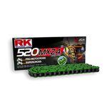 _Super Verstärkt Kette RK 520 MXZ4 120 Glieder Grün | TC-RKMXZ4G | Greenland MX_