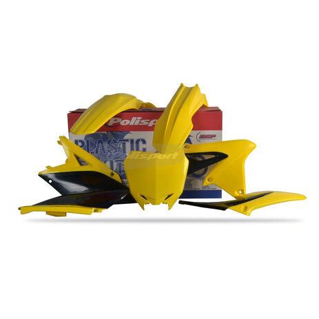 _Polisport Plastik Kit Suzuki RMZ 250 10-14 | 90252 | Greenland MX_