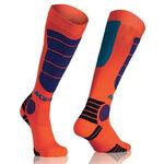 _Acerbis MX Impact Youth Socken Orange Fluo/Blau | 0021909.204 | Greenland MX_