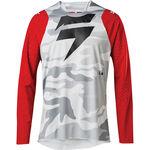 _Shift 3Lue Label Jersey Snow Camo | 23873-249 | Greenland MX_