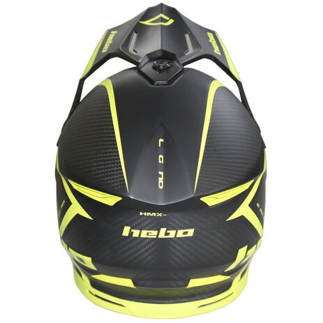 _Hebo MX Legend Carbon Helm | HC0550LM | Greenland MX_