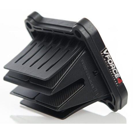 _V-Force 4 Membranblock KTM EXC 250/300 04-16 SX 250 03-15 Husqvarna TC/TE 250/300 14-16 | V417A | Greenland MX_