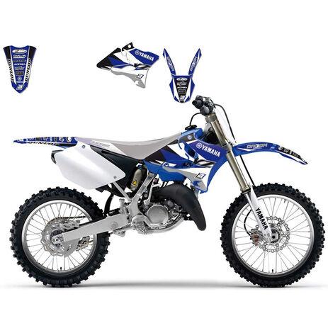 _Blackbird Aufkleber Kit Yamaha YZ 125/250 02-14 | 2231E | Greenland MX_