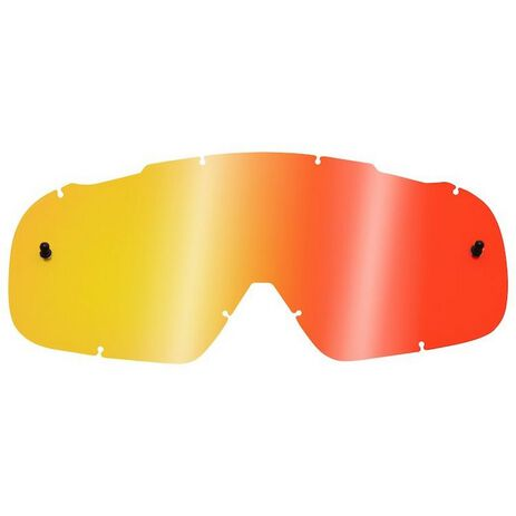 _Fox Airspace Main Mx20 Chromo Lexan Lenses | 25358-003 | Greenland MX_