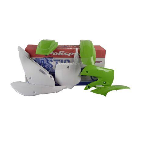 _Polisport Plastik Kit Kawasaki KX 65 00-.. OEM 11 | 90162-P | Greenland MX_