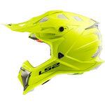 _LS2 MX470 Subverter Solid Helm Gelb Fluo | 404701054P | Greenland MX_