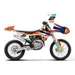_Komplett Aufkleber Kit KTM SX/SX-F 16-18 EXC 17-.. Factory | SK-KT17FA19-P | Greenland MX_