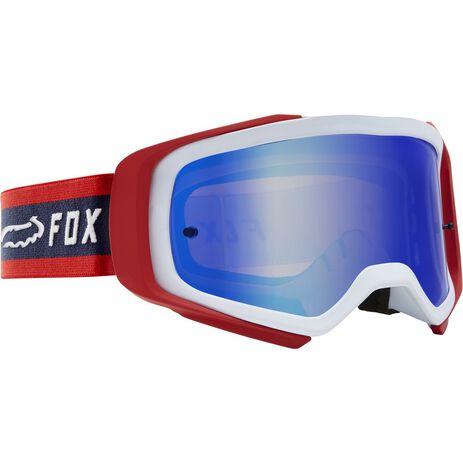 _Fox Airspace II Simp Spark Brillen Marineblau/Rot | 23999-248 | Greenland MX_