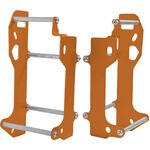 _Cross Pro Kühlerschutz KTM EXC 12-16 SX 11-14 Orange | 2CP06001410010 | Greenland MX_