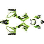_Komplett Aufkleber Kit Kawasaki KX 250 F 13-16 Green Edition   SK-KX250F1316GR-P   Greenland MX_