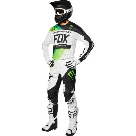 _Fox 360 Draft Monster Pro Circuit Edition Hose 2018 | 22261-076-P | Greenland MX_