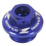 _Zeta Öleinfüllschrauben Suzuki RM 80/85 01-17 RM 125/250 01-08 RMZ 250 07-19 Blau | ZE89-2212 | Greenland MX_