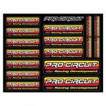 _Pro Circuit Aufkleber Kit | DC96OL | Greenland MX_
