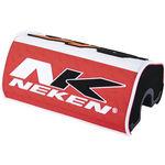_Neken Square Lenker Pad Rot/Weiss | 0601-3742 | Greenland MX_