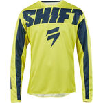 _Shift Weiß Label York Jersey | 21707-079 | Greenland MX_