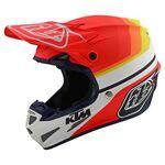 _Troy Lee SE4 Composite KTM Mirage Helm | 105762002-P | Greenland MX_